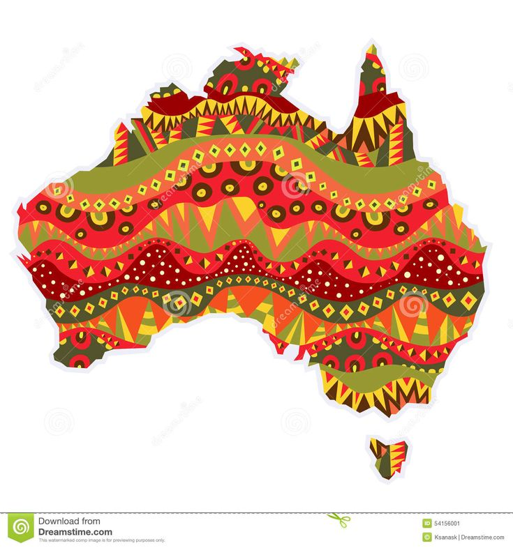 Image result for aboriginal map