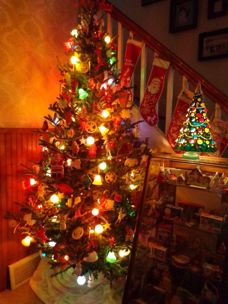 188 Best Antique Quot Christmas Tree Lights Quot Images On