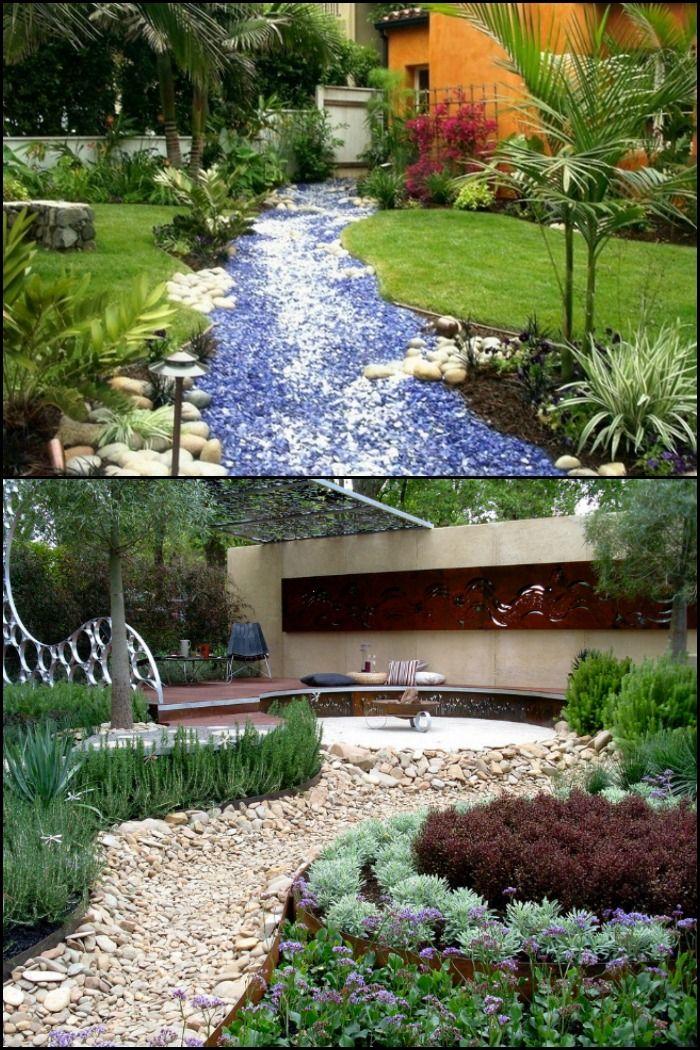 39 stunning low maintenance dry creek bed gardens