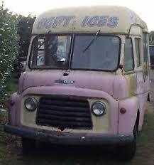 Resultado de imagen para commer karrier ice cream van