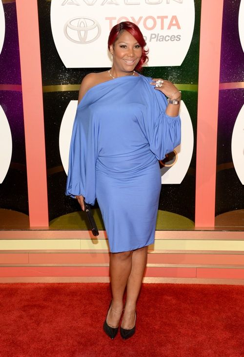 Traci Braxton spills it on weight loss and being the black sheep of the  family