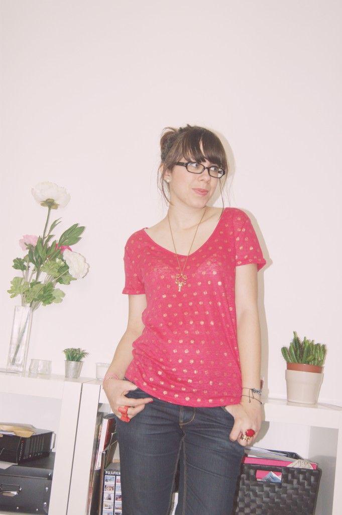 Merci à Amélie du So Girly Blog / Top NAF NAF