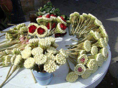 bouquet tunisien
