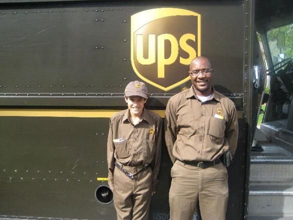 ups uniforms ups clothing employees