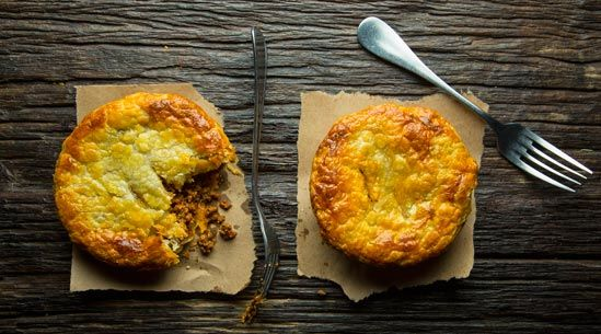 Australian Meat Pie | Tasting Table/// Adapted from Jason Crew, Sheep Station, Brooklyn, NY