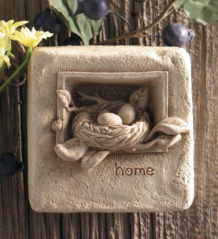 Sweet Home Mini Stone Plaque By