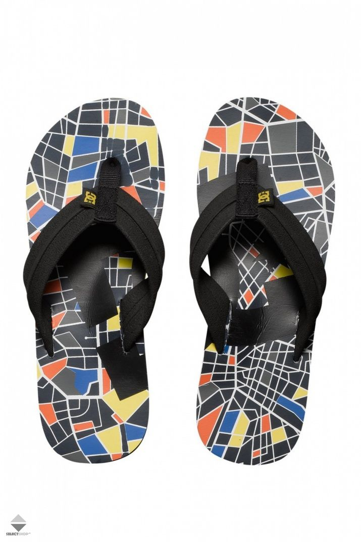 Japonki DC Shoes Central Graffik