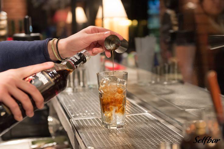 #cocktails #nightout #bar #barman #gazi #athens