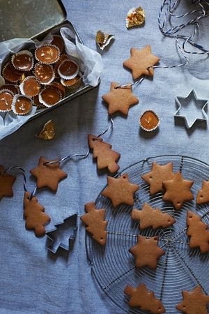 Magnus Nilsson's gingerbread and knäck are as essential elements of a Swedish Christmas as the tree.