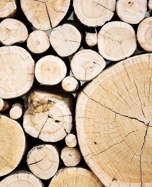 WABI SABI Scandinavia - one of Sweden's largest ad free design blogs.: 20 stylish ways to store firewood