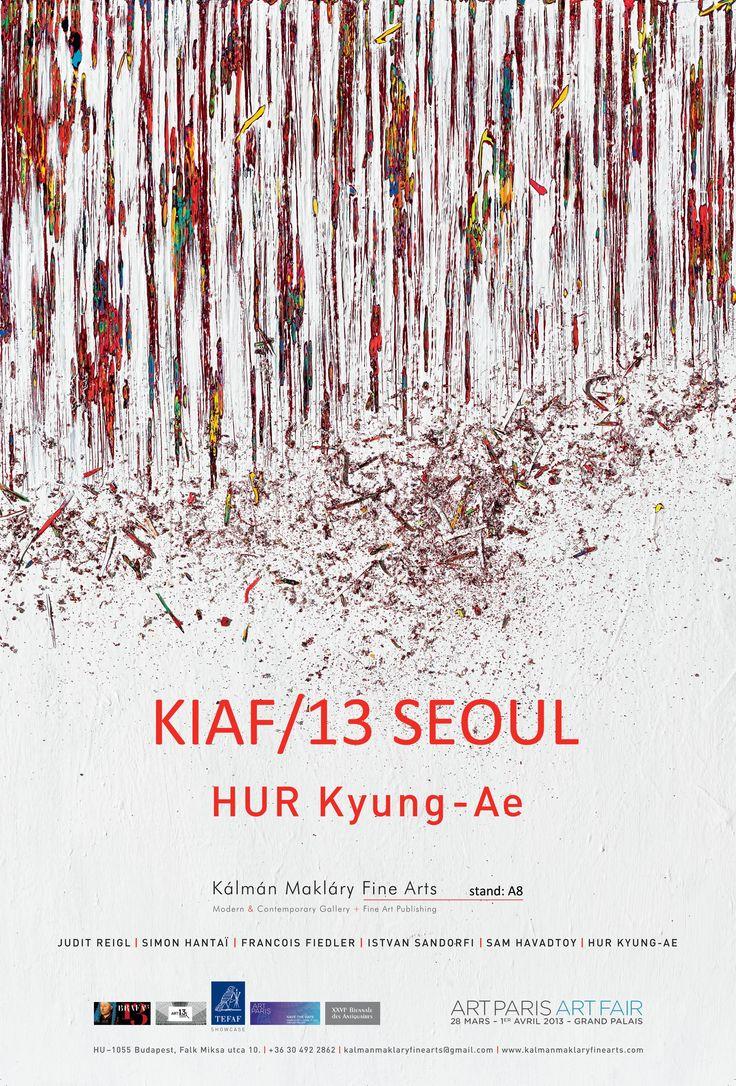 KIAF 2013 Hur Kyung-Ae