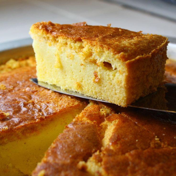 Liv Life: Custard-Filled Cornbread