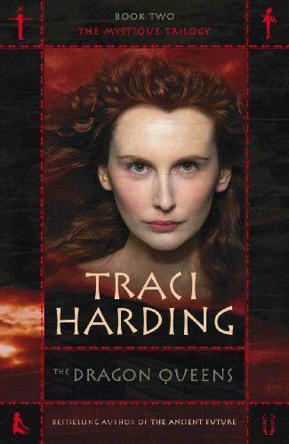 The Dragon Queens (Mystique Trilogy): Traci Harding: 9780732281120: Amazon.com…
