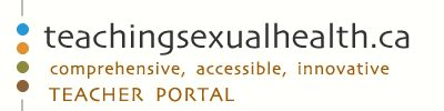 Relationship Lesson Plans teachingsexualhealth.ca Teacher Portal