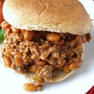 Sloppy Joes are the perfect one skillet meal for not only a busy weeknight, but they are perfect to feed a crowd -- like on game day.