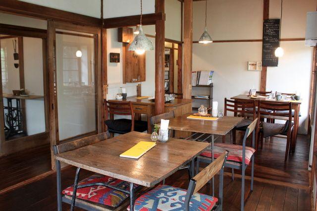 古民家カフェ furacoco/野田市 : 平日、会社を休んだら
