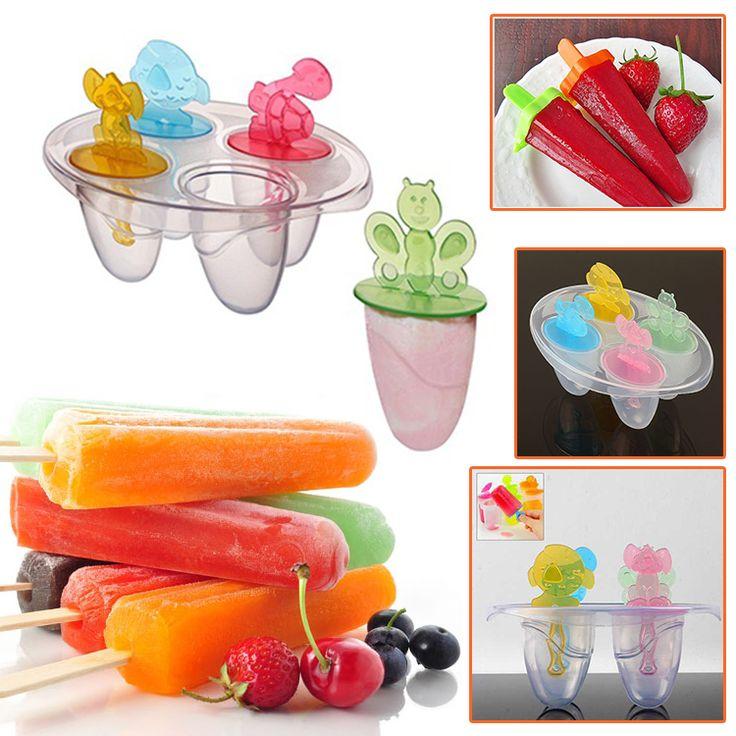 Meybuz Dondurma Kalıbı (4lü) ::