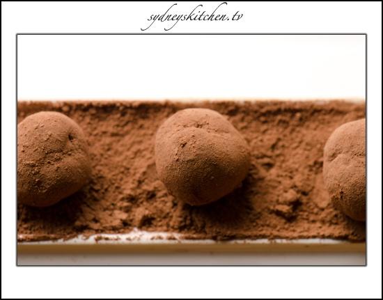 chocolate truffles chocolate truffles nutella truffles with frangelico ...
