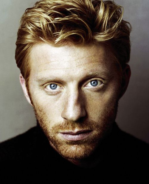 German red headed tennis champion Boris Becker, the youngest ever winner of the men's singles at Wimbledon, at 17