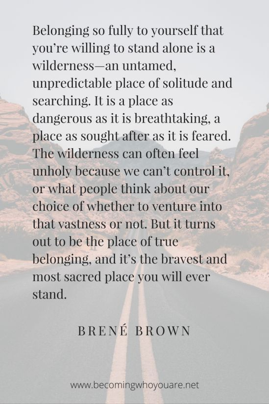 Inspirierende Brené Brown-Zitate aus Braving the …