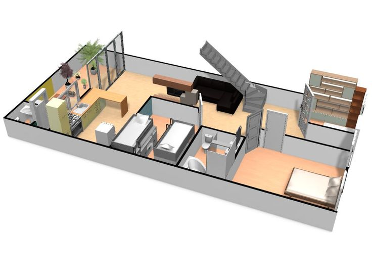 casa 1 - Homebyme