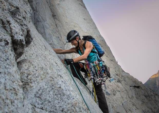 Solo Climber