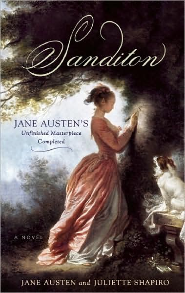 Sanditon   The Unfinished Masterpiece FINISHED  Jane Austen