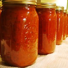 Canning Marinara Sauce Recipe This will come in handy when my hubby makes sauce
