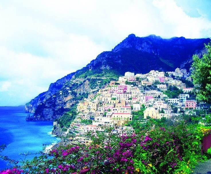 positano italy travel essays