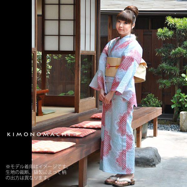 paño yukata yukata mujer linda