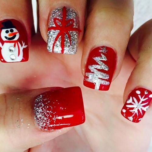 25+ unique Gel nail designs ideas on Pinterest | Gel nail ...