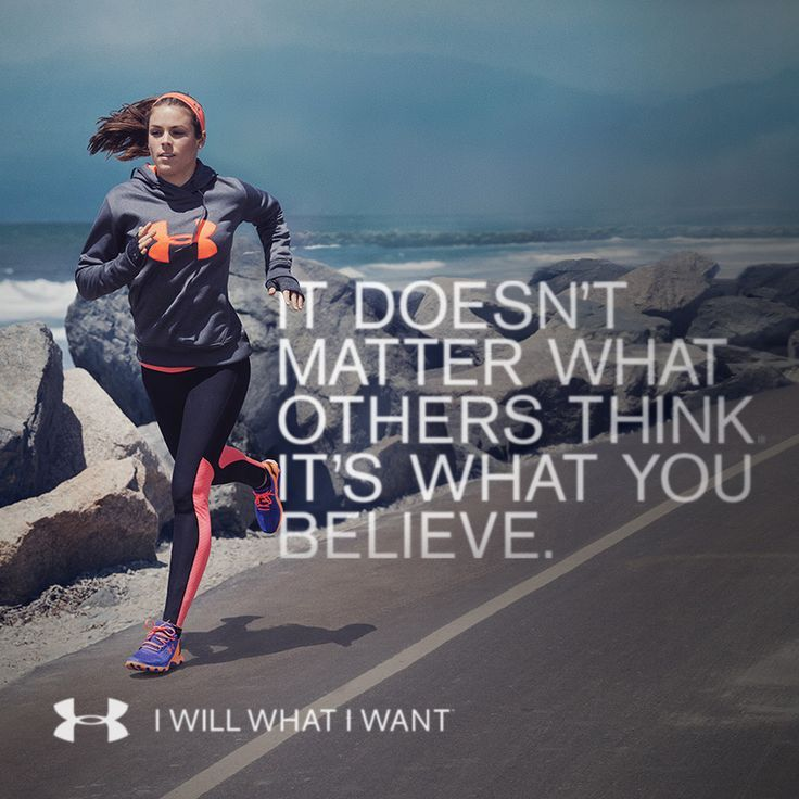 It doesn't matter what others think, it's what you believe. Training motivation, fitspiration, fitness
