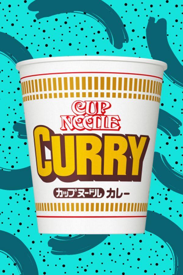 Crazy Ramen Flavors Japanese Food
