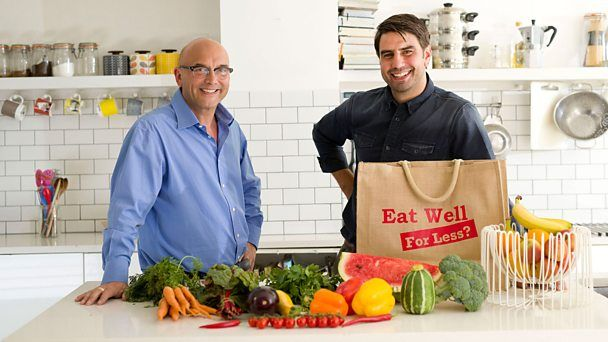 Browse recipes from the Eat Well For Less BBC series