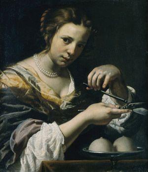 St. Agatha. Lorenzo Lippi