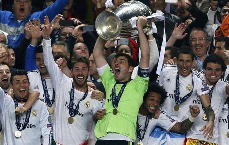 Il Real Madrid è campione d´Europa per la decima volta