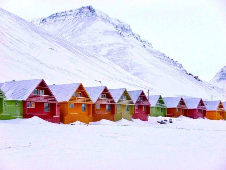 Longyearbyen - Norvège