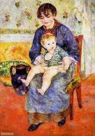 """""""Παίζω και μαθαίνω στην Ειδική Αγωγή"""" efibarlou.blogspot.gr: Η Μητέρα μέσα από πίνακες ζωγραφικής και ιδέες για κατασκευές!!!"""
