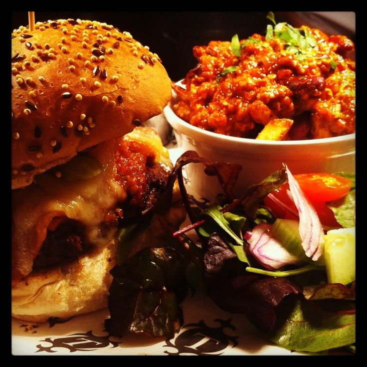 @RelishSheffield  Secret Burger