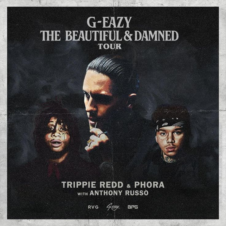 G-Eazy is heading out on The Beautiful & Damned Tour. Get tickets and info here!