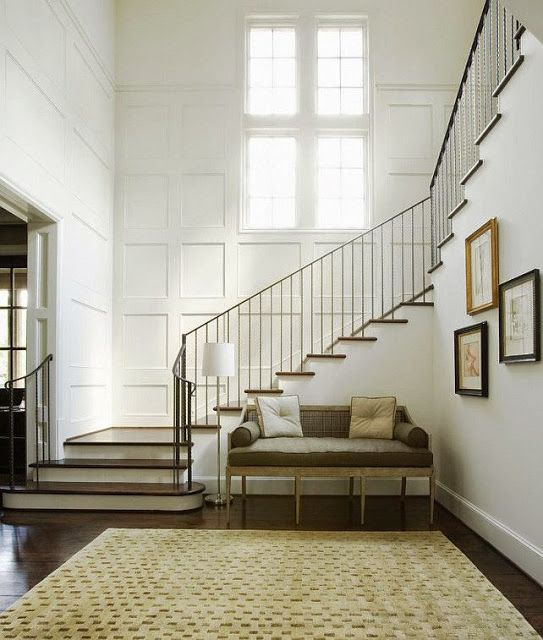 South Shore Decorating Blog: The Perfect White Paint ((Benjamin Moore Cloud White) and One To Absolutely Avoid