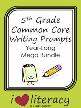 5th grade writing rubric common core