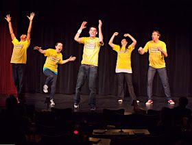 Flashmobs in the Classroom: Improv Games For Your High School Drama Class