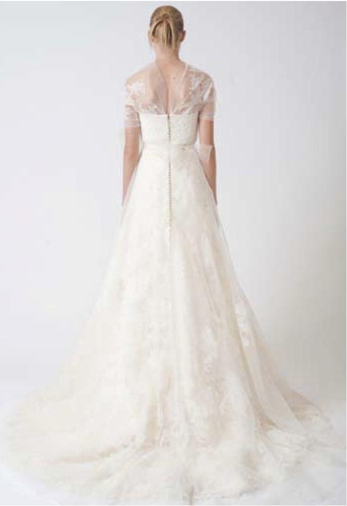 ivanka trump wedding gown | ivanka trump wedding dress vera wang. Vera Wang#39;s bridal gowns ...