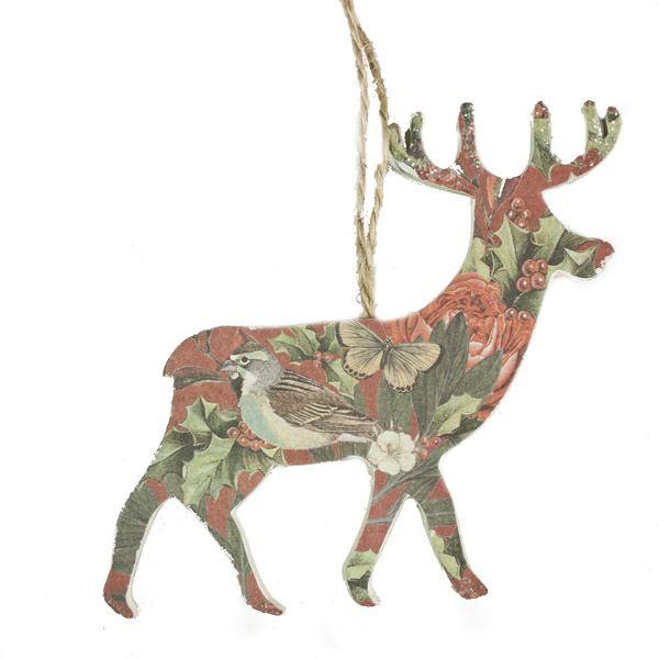 reindeer decoupage - Szukaj w Google