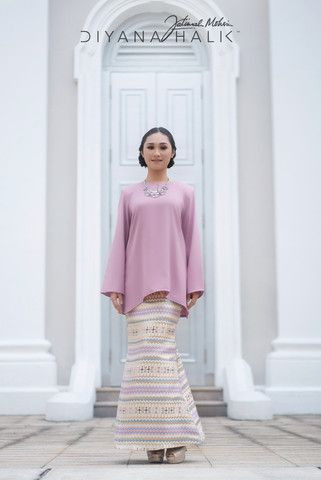 Brocade Kurung Kedah