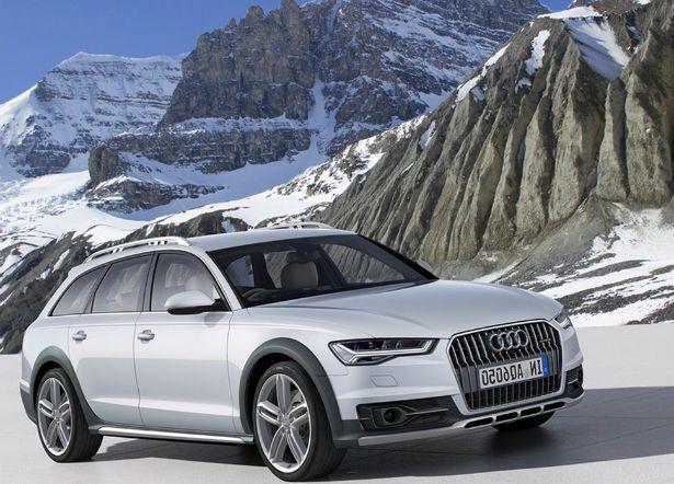 2016 Audi Allroad (Wallpaper)