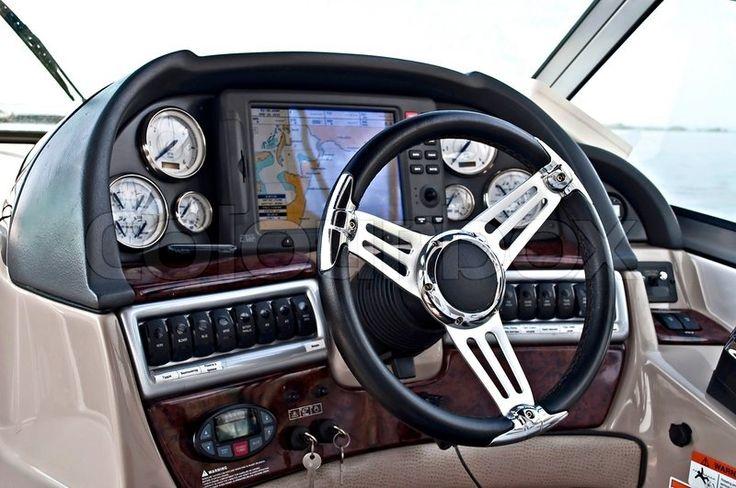 Bildresultat för boat steering wheel