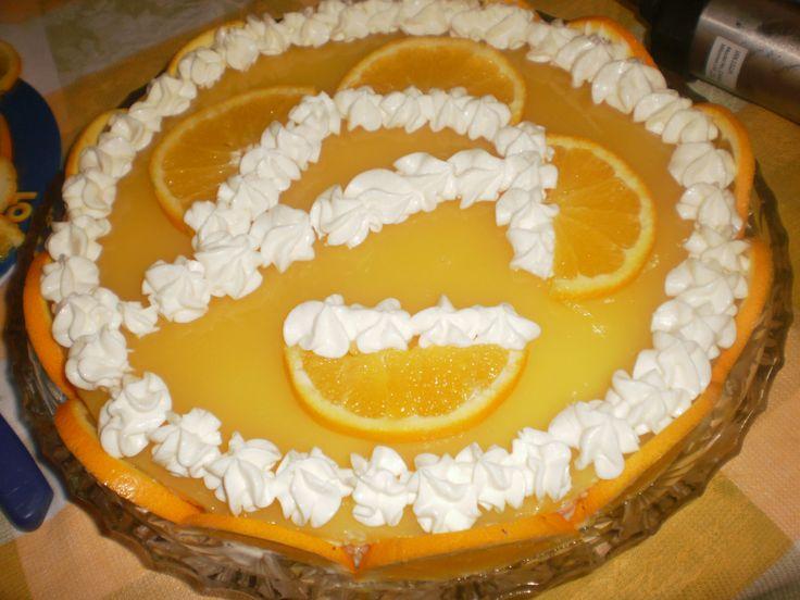 Orange Sweet