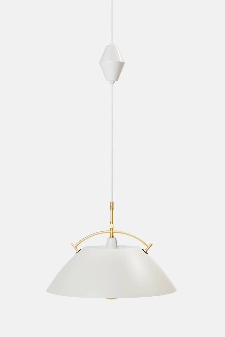 Collected by The Line — Limited Edition Wegner Pendant Ivory — THE LINE
